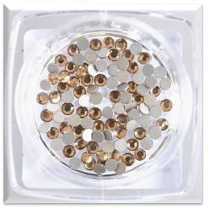Pietre de strasuri din cristal 14 Smoked Topaz ss3