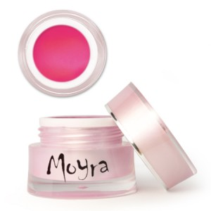 Gel colorat Moyra Excellence  No.09 Party Pink 5gr