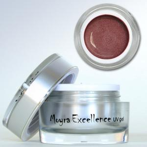 Gel colorat Moyra Excellence  No.21 Turkis Rose