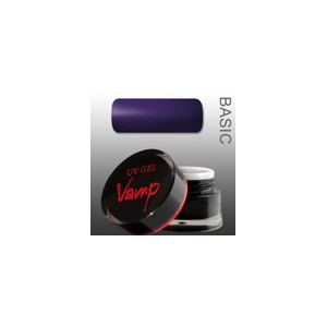 Gel colorat VAMP  No. 07 Purple, Basic Collection 5 gr.