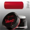 Gel colorat VAMP  No. 403 Vampire, Fire Collection 5 gr.