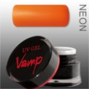 Gel colorat    VAMP  No. 702 Neon orange, Neon Collection 5 gr.