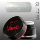 Gel colorat    VAMP  No. 802 Stardust, Glitter Collection 5 gr.
