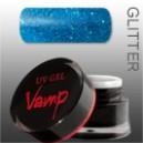 Gel colorat    VAMP  No. 809 Horizon, Glitter Collection 5 gr.