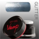 Gel colorat     VAMP  No. 816 Doom, Glitter Collection 5 gr.
