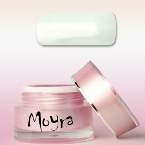 Gel colorat MOYRA SUPERSHINE No.502 Snow 5 g