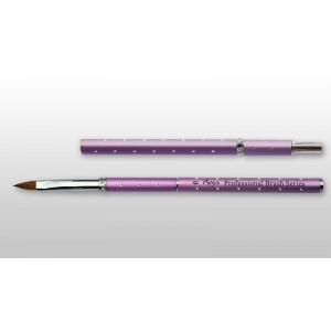 Pensula de portelan de bijuterii Kolinsky no.6