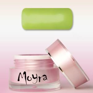 Gel colorat MOYRA SUPERSHINE No.538 Lemon 5 g