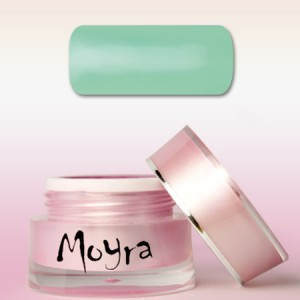 Gel colorat MOYRA SUPERSHINE No.539 Peppermint 5 g