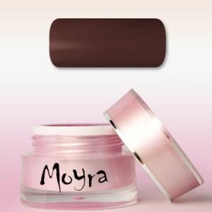 Gel colorat MOYRA SUPERSHINE No.541 Brownie 5 g