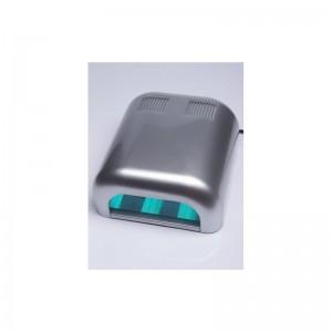 Lampă UV 4X9 W silver
