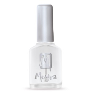 Top coat matifiant Moyra 12 ml