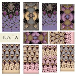 Matrițe decor Moyra no.16