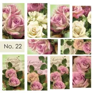 Matriță unghii No.22