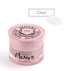 Moyra Fusion Acrylgel 5 g, Clear