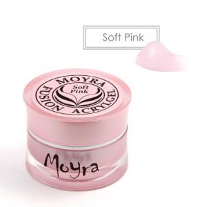 Moyra Fusion Acrylgel 5 g, Soft Pink