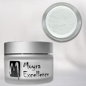Pudra pe porţelan Moyra Excellence alb francez 28 gr.