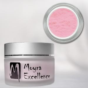 Pudra pe porţelan Moyra Excellence roz deschis 28 gr.