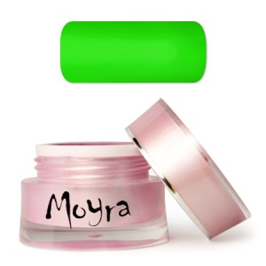 Gel colorat MOYRA SUPERSHINE No.567 Vivid Green 5 g