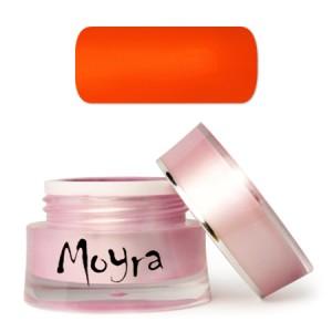 Gel colorat MOYRA SUPERSHINE No.569 Vivid Orange 5 g