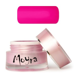 Gel colorat MOYRA SUPERSHINE No.571 Vivid Pink 5 g
