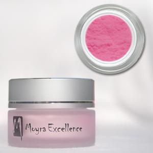 Pudra pe porţelan Moyra Excellence roz inchis 12 gr.