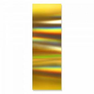 Easy Transfer Foil Folie pentru unghii No. 05 Holographic Gold