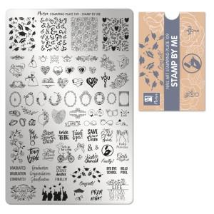 Matriță pentru stampilă 109 Stamp by me