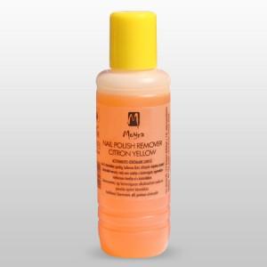 Lichid de curatare a lacului de unghi fara acetona, cu parfum de lamaie