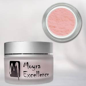 Pudra de portelan Moyra Excellence pentru prelungirea patului de unghii 28 gr.