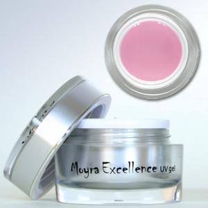 Gel pentru construire Moyra Excellence roz francez 30 gr.