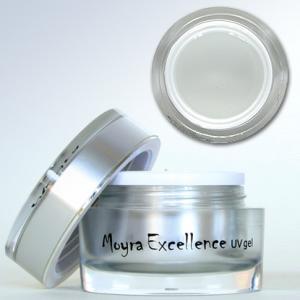 Gel de constuire Moyra Excellence Medium clear 15 gr.